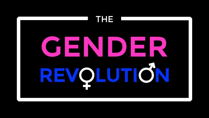 The Gender Revolution Logo